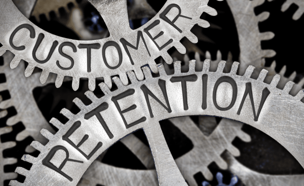 Metal wheels customer retention
